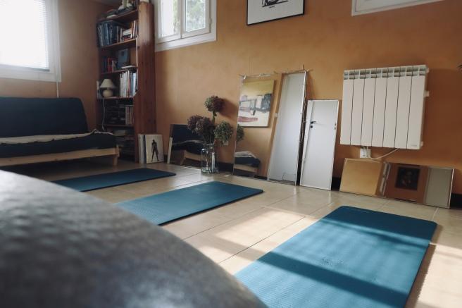 studio de Pilates à Vern/Seiche