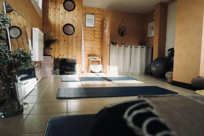 studio Pilates Vern-sur-Seiche